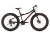 KS Cycling Fahrrad Mountainbike 26 Fatbike SNW2458 Aluminiumrahmen schwarz, 380M -
