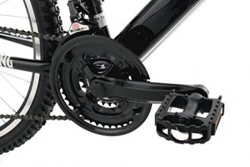 KS Cycling Fahrrad Mountainbike Dirt Dirrt, Schwarz, 26, 113B - 2