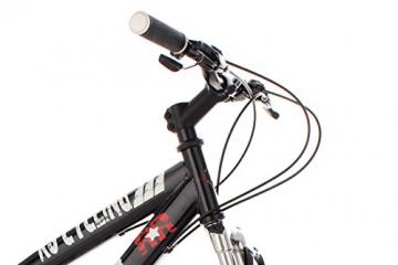 KS Cycling Fahrrad Mountainbike Dirt Dirrt, Schwarz, 26, 113B - 5