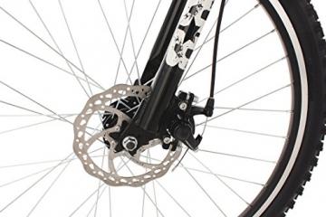 KS Cycling Fahrrad Mountainbike Dirt Dirrt, Schwarz, 26, 113B - 8