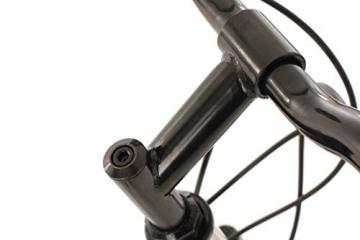 KS Cycling Fahrrad Mountainbike Hardtail Carnivore RH, Weiß, 26 Zoll, 540M -