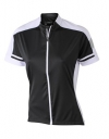 Ladies' Bike-T Full Zip Black,XL -