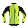 M.Baxter Fahrrad Trikot Winter Herbst Fahrradbekleidung Wasserdicht Winddicht Atmungsaktiv Warm Fleece Jacke - 1