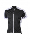 Men's Bike-T Full Zip Black,L - 1