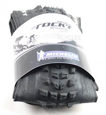 Michelin MTB Reifen Wild Rock'R, schwarz, 26x2.10 / 54-559, FA003464131 - 2