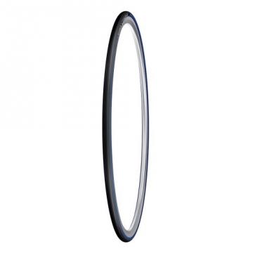 Michelin Rennrad Reifen Lithion 2, schwarz/blau, 700x23C/23-622, FA003463152 - 1