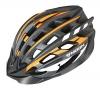 Moon Radsport Spezifischer Fahrradhelm für Erwachsene In-Mold Tech,MTB&Straße,Unisex Frauen Männer,31 vent,Orange Black - 1