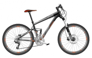 Full Suspension Mountainbike Modell