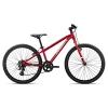 Orbea MX 24 Zoll Dirt Kinder Fahrrad 7 Gang MTB Rad Aluminium Mountain Bike, I015, Farbe rot - 1