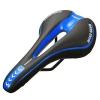 OUTERDO Fahrradsattel MTB Fahrradsitz Gel Mountainbike Sattel City Tourensattel Trekking Rennrad Sattel Schwarz und Blau - 1