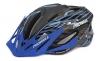 Prowell F59R Vipor F59R Fahrradhelm schwarzblau Gr. L (59-65 cm) -