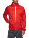 Puma Herren Regenjacke, red-white, XL, 653968 01 -