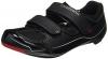 Shimano SH-R065L, Unisex-Erwachsene Radsportschuhe - Rennrad, Schwarz (Black), 44 EU -