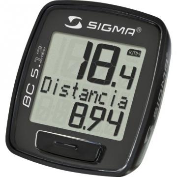 Sigma Sport Fahrradcomputer BC 5.12, 05120 - 1