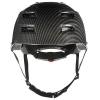Skullcap® BMX Helm ☢ Skaterhelm ☢ Fahrradhelm ☢, Herren   Damen, schwarz matt & glänzend (Carbon, M (54 - 56 cm)) - 1