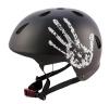 """Sport DirectTM BMX-Skate Erwachsene: """"Die Hand"""" Erwachsene: NB: 55-58 cm Cycle schwarz Fahrrad Helm CE EN1078 TÜV Zulassungen - 1"""