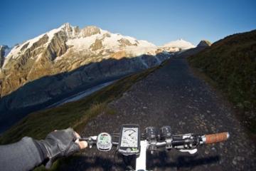 TEASI pro - Fahrrad- & Wandernavigation Europa mit Bluetooth , schwarz - 6