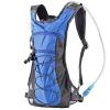 Trinkrucksack Hydrationspack mit 2L Trinkblase für Joggen, Wandern, Radfahren, Camping und Bergsteigen (Blau) - 1