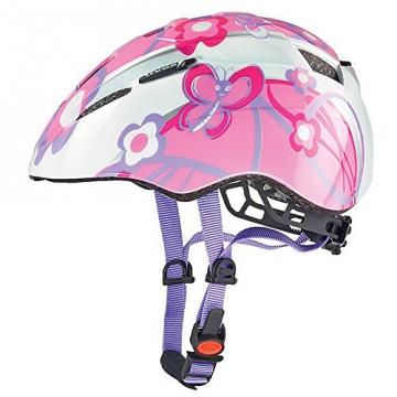 Uvex Kinder Fahrradhelm Kid 2, Butterfly, 46-52, 4143061915 - 1