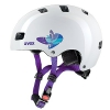 Uvex Kinder Fahrradhelm Kid 3, Butterfly Blue, 51-55, 4148190515 - 1