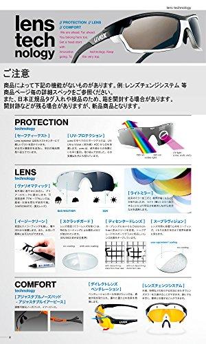 UVEX Sonnenbrille Blaze lll, Black Mat, One size, 5306042210 - 2