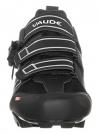 VAUDE Exire Advanced RC, Unisex-Erwachsene Radsportschuhe - Rennrad, Schwarz (black/silver 034), 42 EU (8 Erwachsene UK) - 1