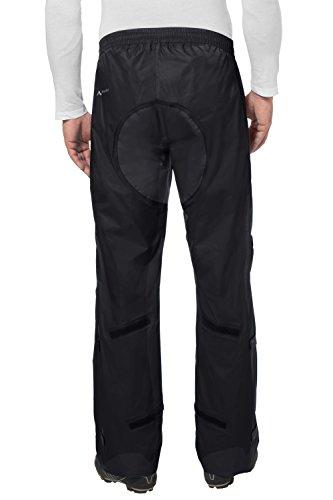 VAUDE Herren Hose Drop Pants II, Black, L, 04981 - 3