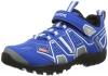 VAUDE Yara TR 20318 Unisex Radschuhe, Blau (blue 300), 45 EU -