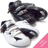 VeloChampion Elite Rennradschuh (Paar) White/Black 43 Road Cycling Shoes - 1